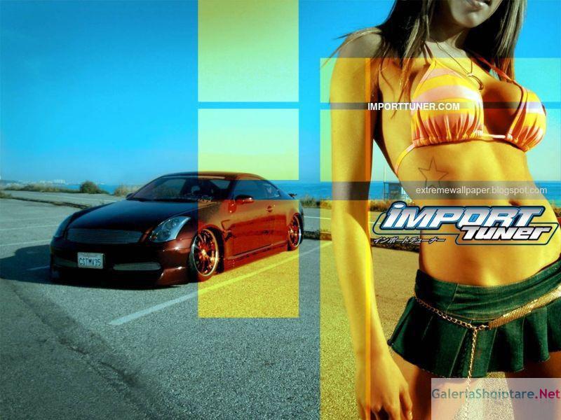 hots girl car wallpaper, download more on desktop wallpaper best kind ...